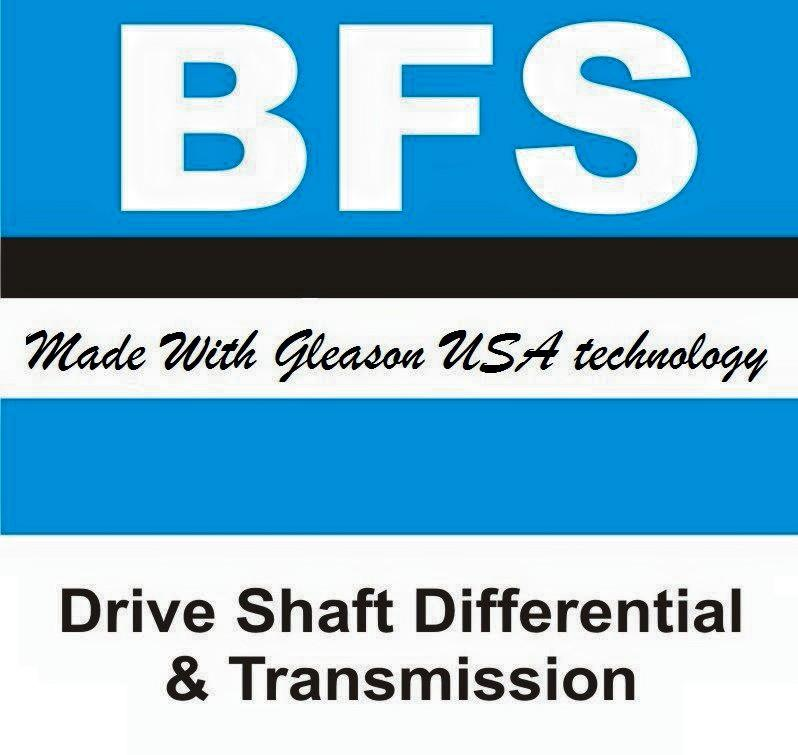 BFS Gearbox & Diff Parts