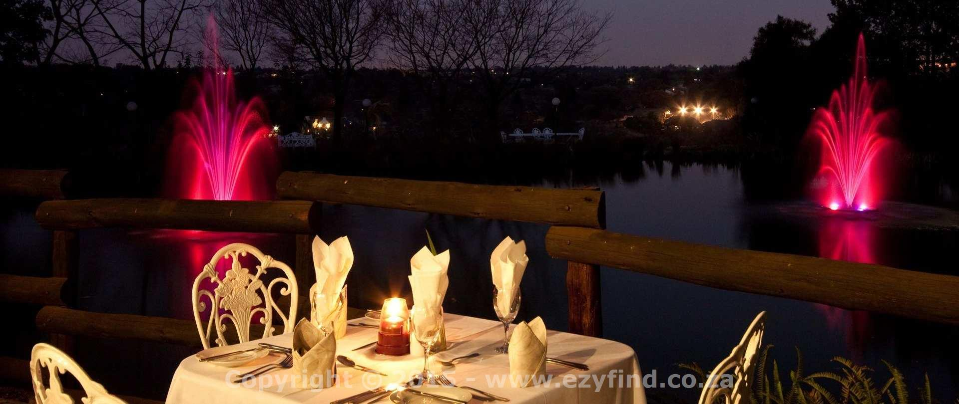 A tranquil haven for the perfect wedding and conferencing venue