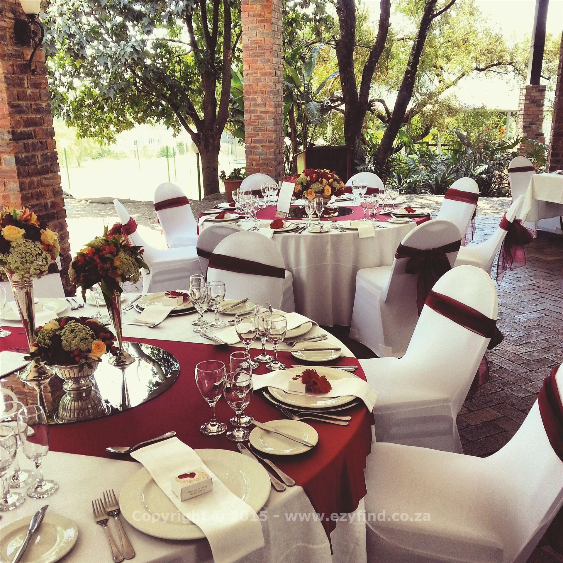 Beautiful Bushveld venue